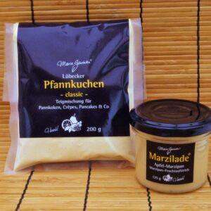 Marzilade 125 g Gläser & Pfannkuchen