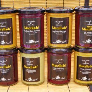 Marzilade 225 g Glas